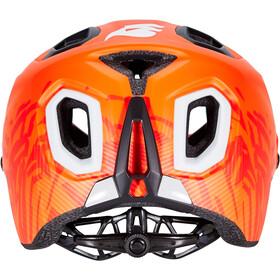 bluegrass Golden Eyes Helmet orange/texture/matt